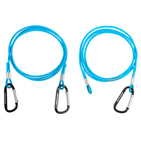 Swimrunners Hook-Cord Pull Belt 3 meter Blue